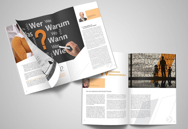 Vierteiljähriges Magazin Tirol weit.