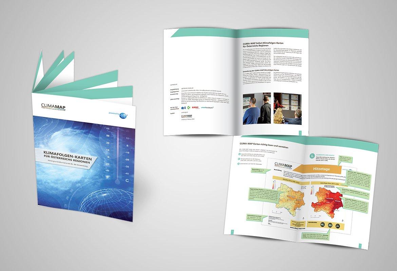 Informationsbroschüre zur Anwendung der mitgelieferten Landkarten